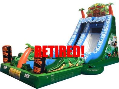 water slide inflatable rental Clifton Park