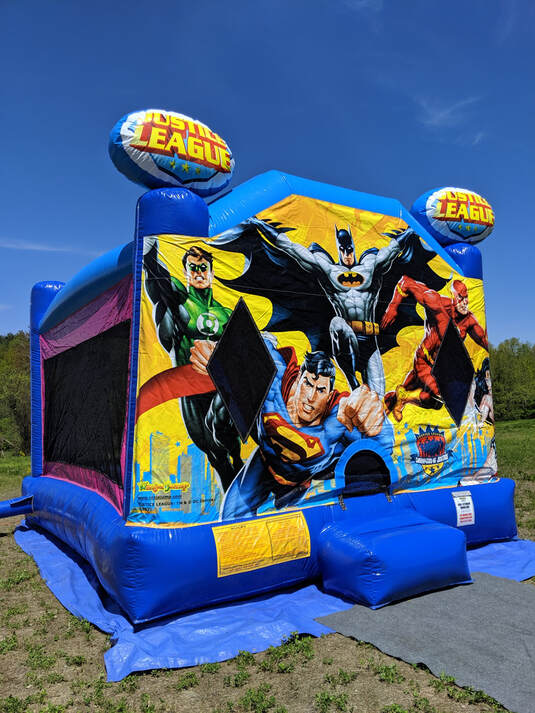 bounce rental in Saratoga